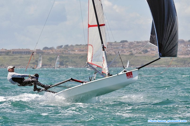 musto performance skiff south africa
